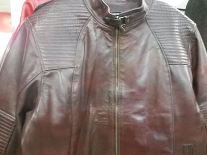 Bild von Kamar leather Jacket