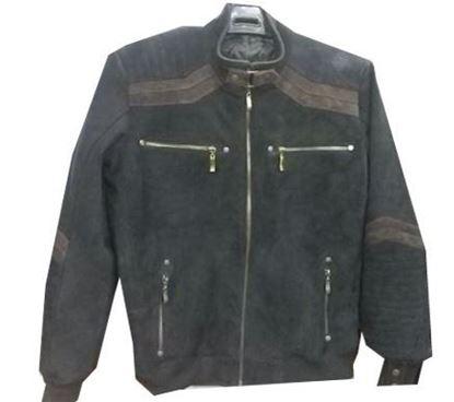 Picture of Shenwa lather jacket