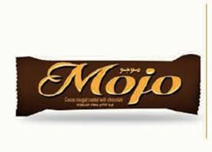Picture of COV-B-1152 Majo cacao nougat coated with chocolate