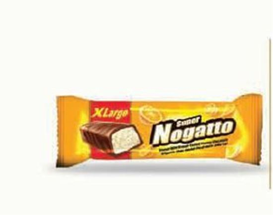 Picture of COV-B-1097 Nogatto - nougat with Orange and coated chocolate