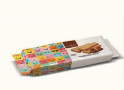 Picture of COV-W-3603 Covertina- wafer filled with chocolate cream