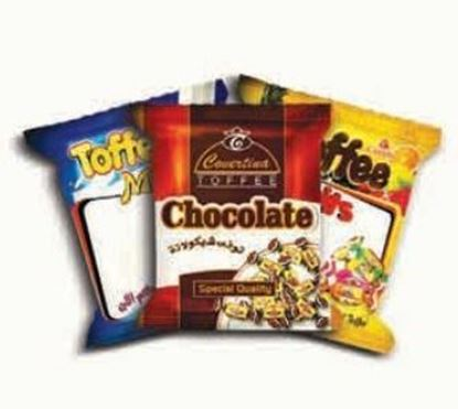 Picture of COV-L-1353/1354 Toffee - Toffee ( Cream - Chocolate - Fruits - Milk ) Flavoured