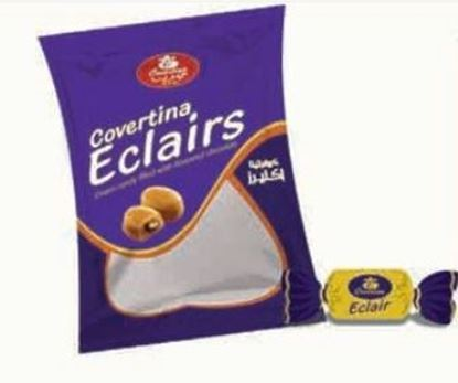 Picture of  COV-T-1358 Covertina Eclairs - Toffee Caramel