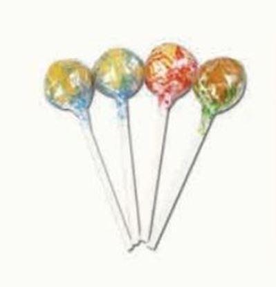 Picture of COV-L-1304 Milk Lollipop - Lollipop with Gum