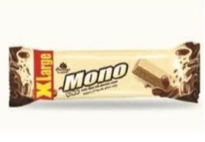Picture of  COV-W-1161- MONO- wafer filled with chocolate cream
