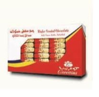 Picture of COV-W-1153- Wafer - wafer coated chocolate