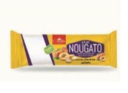 Picture of COV-NO-4004 - Nougato -  nouga with peanut and jelly peach flavours