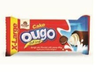 Bild von COV-C-1106- Ougo-Biskuitschokolade mit cremiger Füllung