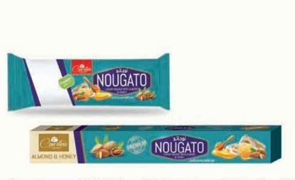 Picture of COV-NO-4006 Nougato - Nougat with almond and honey