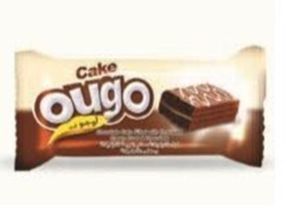 Bild von COV-C-1110-Ougotorte Vanille gefüllt mit Schokoladencreme