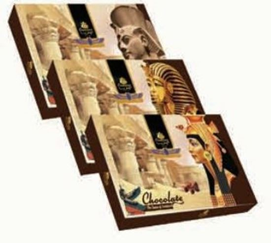 Picture of COV-G-1260 Delicious assorted chocolate 60
