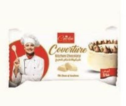 Picture of COV-J-55-  couverture - cooking chocolate
