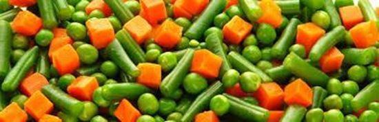 Bild von IQF gefrorener Ägyptischer  gemischtes Gemüse